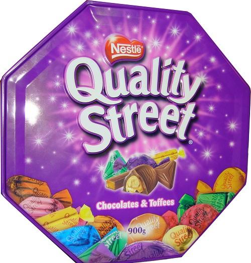 Quality Street....uuummmhhhh!